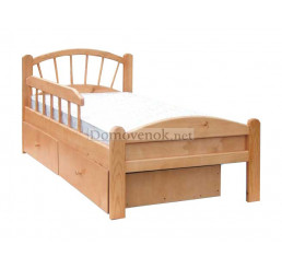 Кровать Дуга детская